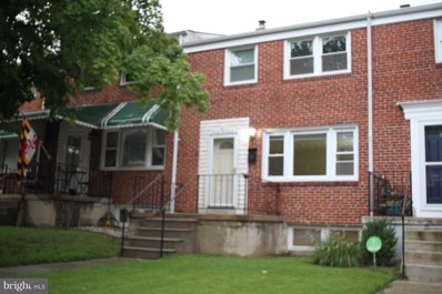 1108 Linden Avenue, Baltimore, MD 21227 - #: MDBC432964