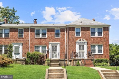 1524 N Forest Park Avenue, Baltimore, MD 21207 - #: MDBC458768