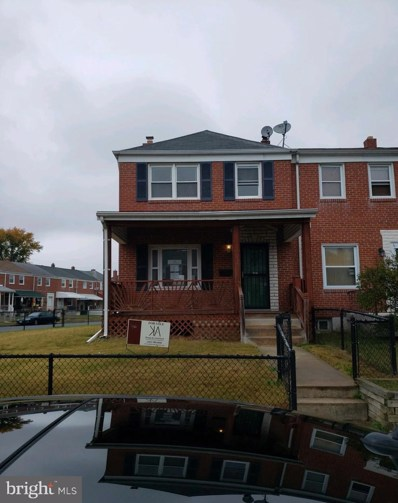 431 Grovethorn Road, Baltimore, MD 21220 - #: MDBC476822