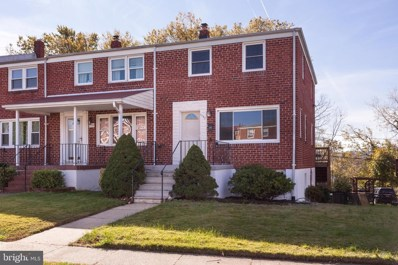 1157 Linden Avenue, Baltimore, MD 21227 - #: MDBC512264