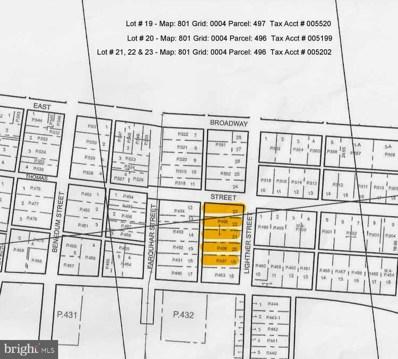 12 S Lightner Street, Union Bridge, MD 21791 - #: MDCR181748