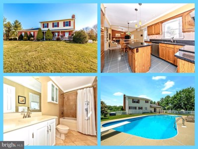 2507 VanCe Drive, Mount Airy, MD 21771 - #: MDCR182588