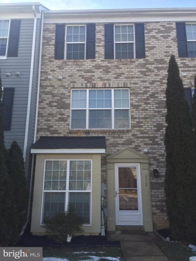 612 Cawley Drive, Frederick, MD 21703 - #: MDFR232456