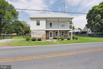 12432 Pleasant Walk Road, Myersville, MD 21773 - #: MDFR247448