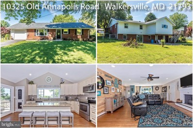 10325 Old Annapolis Road, Walkersville, MD 21793 - #: MDFR247760