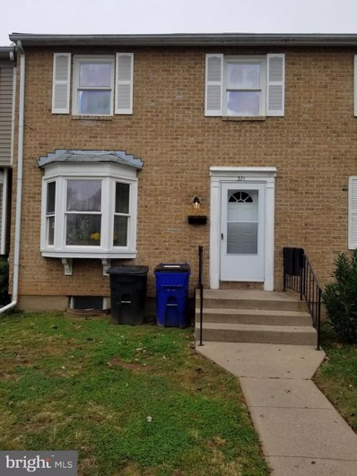 371 W Thornhill Place, Frederick, MD 21703 - #: MDFR256728
