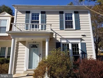 1838 Tufa Terrace, Silver Spring, MD 20904 - #: MDMC696598