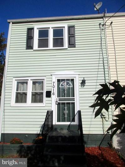 7016 E Kilmer Street, Landover, MD 20785 - #: MDPG100374