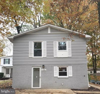 1606 Opus Avenue, Capitol Heights, MD 20743 - #: MDPG101398