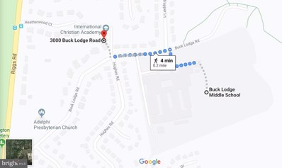 2920 Buck Lodge Road, Hyattsville, MD 20783 - #: MDPG528062