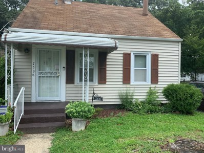 7508 Leona Street, District Heights, MD 20747 - #: MDPG536014