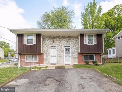 6518 Seat Pleasant Drive, Capitol Heights, MD 20743 - #: MDPG567782