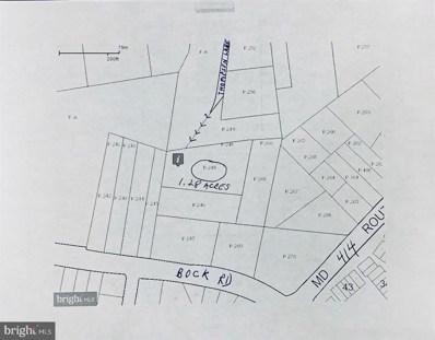 Bock Rd\/Thompson Lane Parcel 248, Oxon Hill, MD 20745 - #: MDPG592252