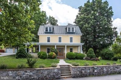 22905 Federal Lookout Road, Smithsburg, MD 21783 - #: MDWA163736