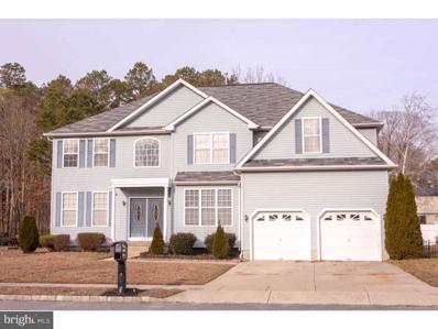 103 Brettwood Drive, Egg Harbor Township, NJ 08234 - #: NJAC102094