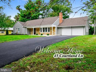 45 Courtland Lane, Willingboro, NJ 08046 - #: NJBL100290