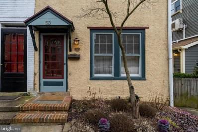 53 Ferry Street, Lambertville, NJ 08530 - #: NJHT101860