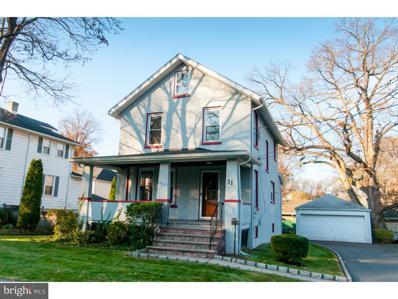 31 Newman Street, Metuchen, NJ 08840 - #: NJMX106634