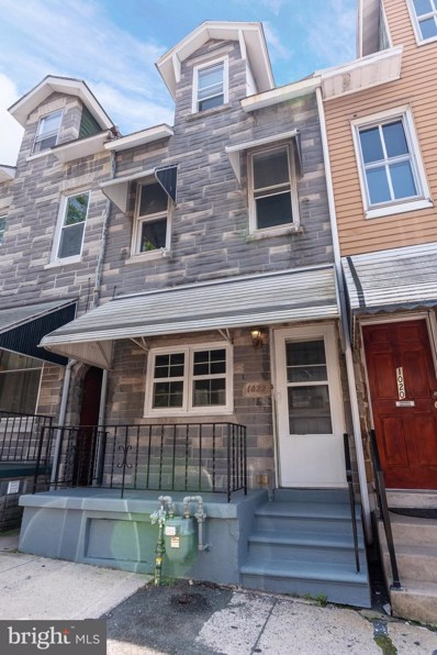 1022 Perry Street, Reading, PA 19604 - #: PABK344352
