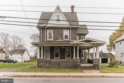 20 E Broad Street, Trumbauersville, PA 18970 - #: PABU100424