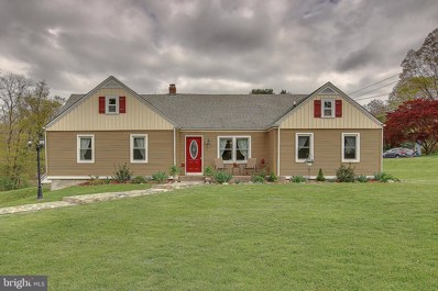 960 Sandy Run Road, Yardley, PA 19067 - #: PABU465992