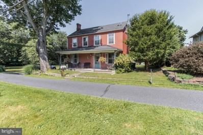 1711 Canal Lane, Upper Black Eddy, PA 18972 - #: PABU503628