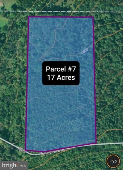 Parcel 7 Dakota Ridge Road, Fallentimber, PA 16639 - #: PACA100078