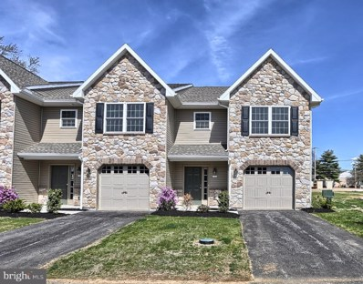 332 Melbourne Lane, Mechanicsburg, PA 17055 - #: PACB100618