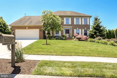 508 Sarah Court, Mechanicsburg, PA 17050 - #: PACB114288