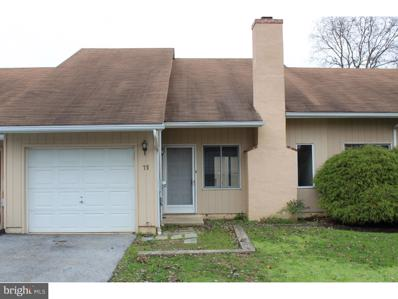11 Delancey Place, Downingtown, PA 19335 - #: PACT101892