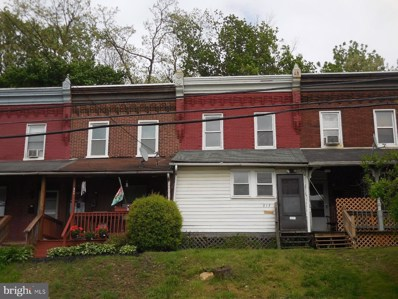 313 S 1ST Avenue, Coatesville, PA 19320 - #: PACT480520