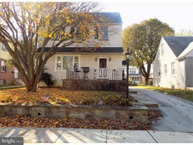 406 Chestnut Street, Ridley Park, PA 19078 - #: PADE101606
