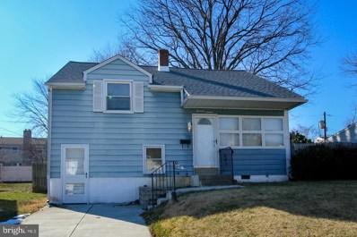 1316 Sunset Street, Marcus Hook, PA 19061 - #: PADE395588