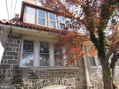 945 Church Lane, Lansdowne, PA 19050 - #: PADE504560