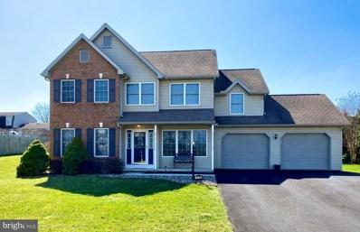 1538 Buttercup Drive, Chambersburg, PA 17202 - #: PAFL171942