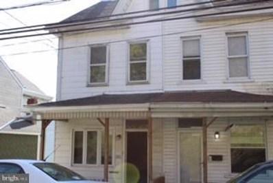 346 E Columbia Avenue, Mount Carmel, PA 17851 - #: PANU100450