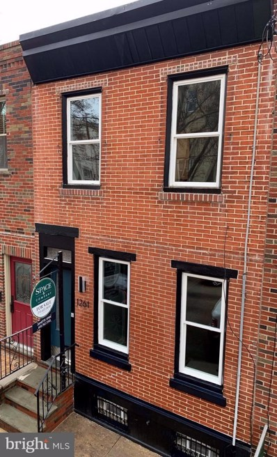 1261 Moore Street, Philadelphia, PA 19148 - #: PAPH408702