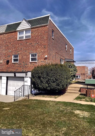 807 Strahle Street, Philadelphia, PA 19111 - #: PAPH783158
