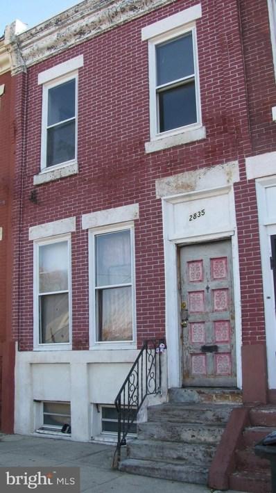 2835 N 9TH Street, Philadelphia, PA 19133 - #: PAPH853204