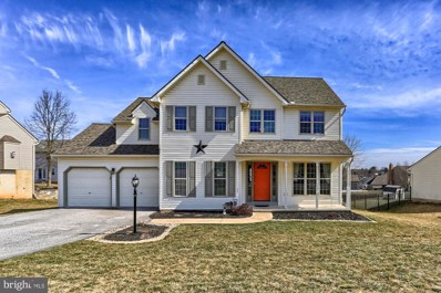 25 Parkview Drive, Seven Valleys, PA 17360 - #: PAYK111964