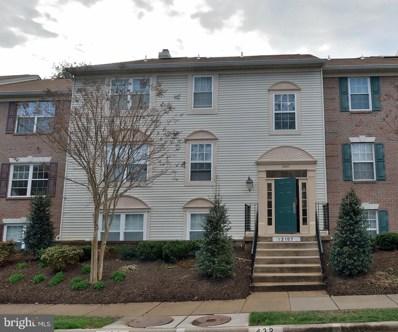 12107 Green Ledge Court UNIT 102, Fairfax, VA 22033 - #: VAFX1052260