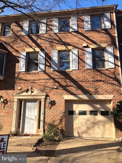 6406 Fleetside Court, Alexandria, VA 22310 - #: VAFX396574