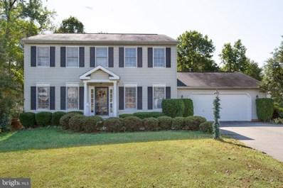 5802 S Cedar Ridge Lane, Fredericksburg, VA 22407 - #: VASP216882