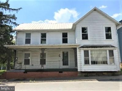 55 West Main Street, Wardensville, WV 26851 - #: WVHD105280