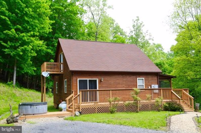 553 Warden Lake Ab Drive, Wardensville, WV 26851 - #: WVHD105702