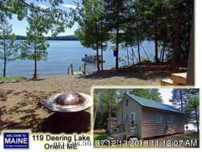119 Deering Lake Road, Orient, ME 04471 - #: 1314302