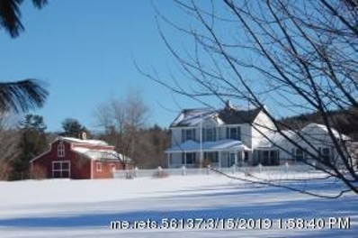 55 Cobbossee Road, Monmouth, ME 04259 - #: 1362560