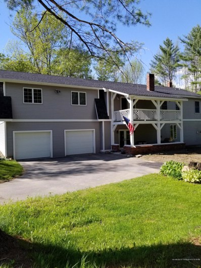 204 Temple Road, Temple, ME 04984 - #: 1410925