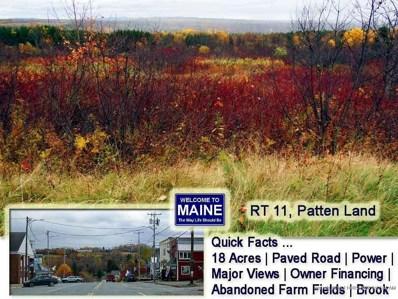 Lot 16 B Rt 11 Highway, Patten, ME 04765 - #: 1437097