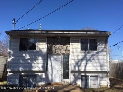 413 E Hodge Avenue, Lansing, MI 48910 - #: 223755
